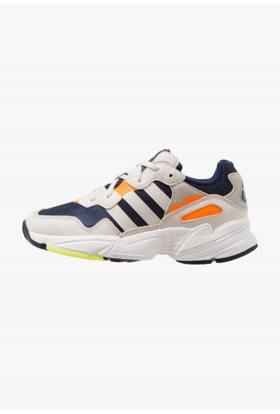 Adidas YUNG-96 - Baskets basses collegiate navy/raw white pas cher