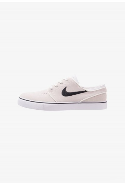 Nike ZOOM STEFAN JANOSKI - Baskets basses summit white/black/pure platinum/light brown/white liquidation