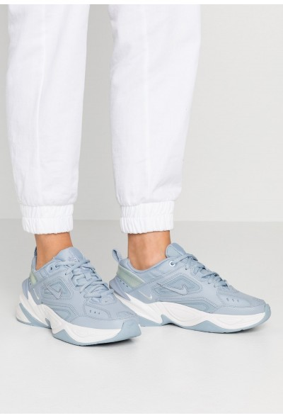 Black Friday 2020 | Nike M2K TEKNO - Baskets basses obsidian mist/platinum tint/white liquidation