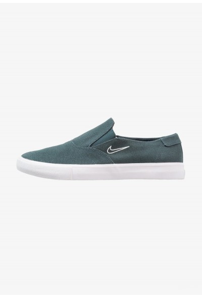 Nike PORTMORE - Mocassins deep jungle/barely green liquidation