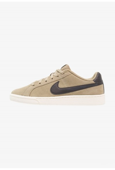 Nike COURT ROYALE SUEDE - Baskets basses neutral olive/black/sail liquidation