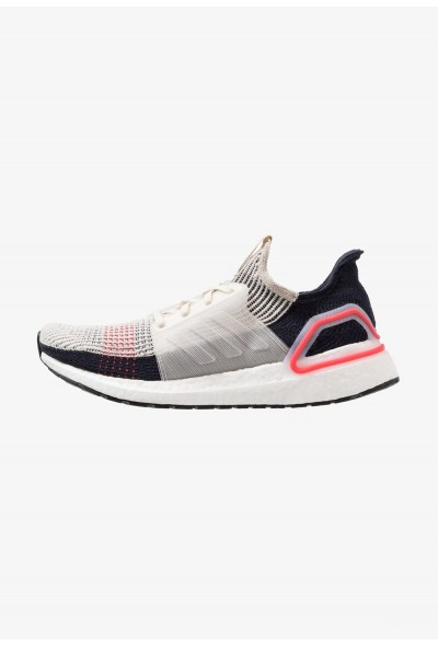 Adidas ULTRABOOST 19 - Chaussures de running neutres clear brown/white/footwear white pas cher
