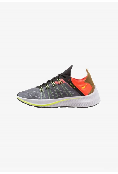 Nike EXP-X14 - Baskets basses black/total crimson/dark grey/volt liquidation