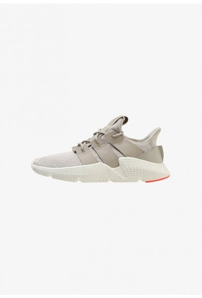Adidas PROPHERE - Baskets basses sesame/light brown/solar red pas cher