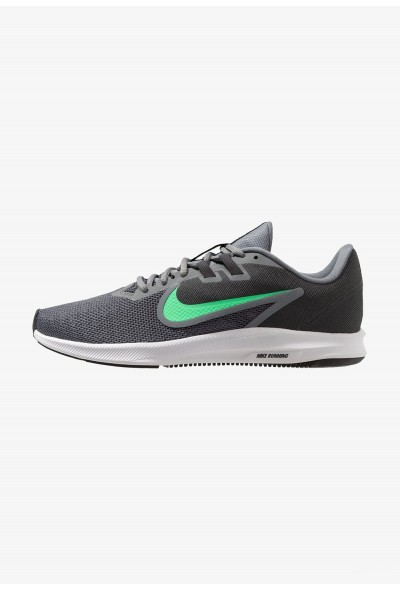 Black Friday 2020 | Nike DOWNSHIFTER 9 - Chaussures de running neutres cool grey/electro green/anthracite/black liquidation