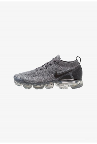 Black Friday 2020 | Nike AIR VAPORMAX FLYKNIT - Chaussures de running neutres dark grey/black/wolf grey/black liquidation