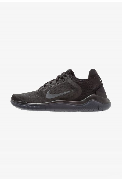 Black Friday 2020 | Nike FREE RN 2018 - Chaussures de course neutres black/anthracite liquidation