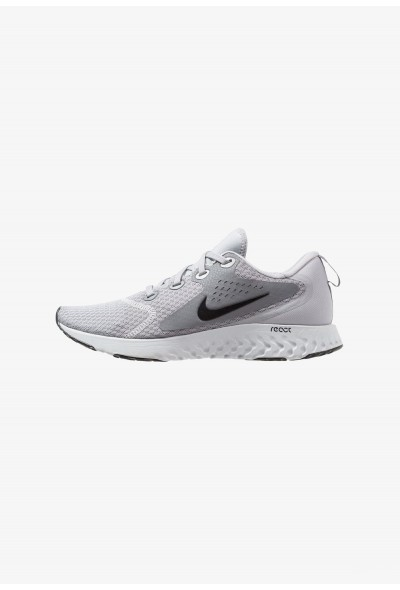 Nike LEGEND REACT - Chaussures de running neutres wolf grey/black/cool grey/pure platinum liquidation