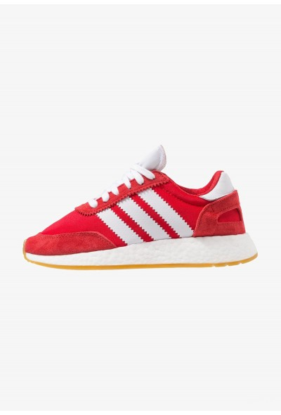 Adidas I-5923 - Baskets basses scarlet/footwear white pas cher