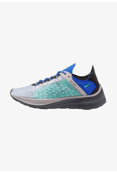 Nike EXP-X14 - Baskets basses pure platinum/menta/atmosphere grey/racer blue/black/dark grey liquidation
