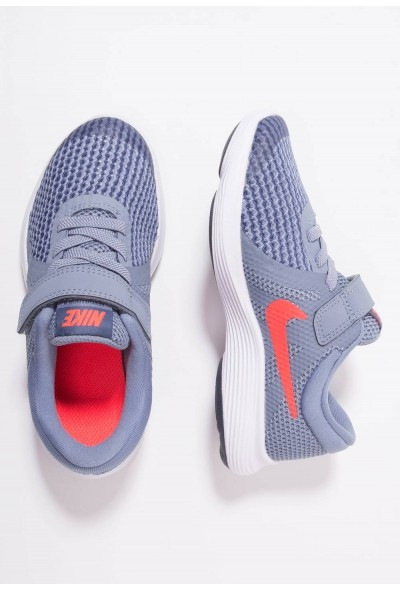 Black Friday 2020 | Nike REVOLUTION 4 - Chaussures de running neutres ashen slate/flash crimson/diffused blue liquidation