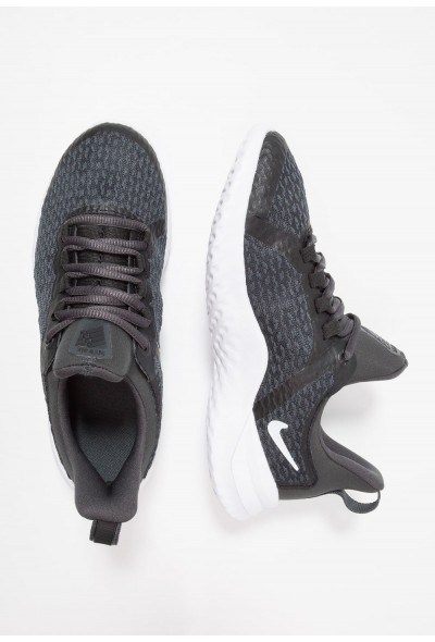 Nike RENEW RIVAL - Chaussures de running neutres black/white/anthracite liquidation