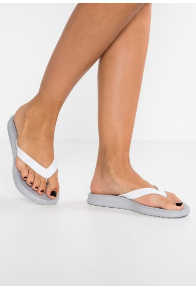 Black Friday 2020 | Nike SOLAY THONG - Tongs wolf grey/pure platinum/white liquidation