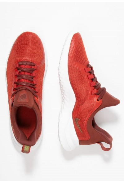 Nike RENEW RIVAL - Chaussures de running neutres dune red/pueblo brown/summit white liquidation
