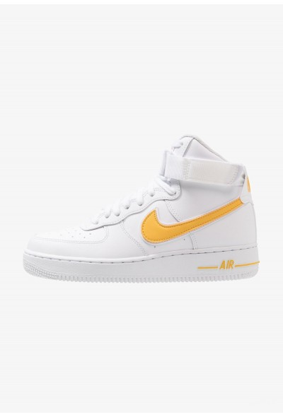 Nike AIR FORCE 1 '07 3 - Baskets montantes white/universal gold liquidation
