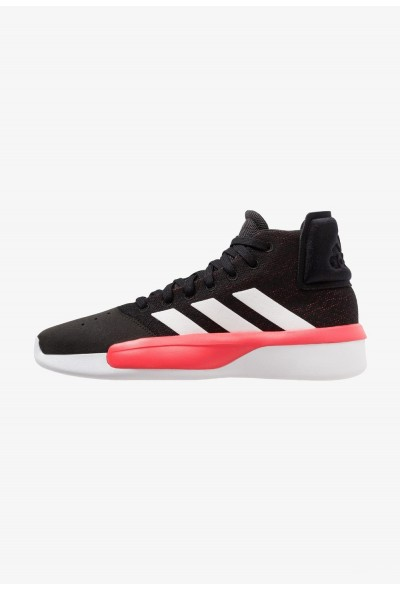 Black Friday 2020 | Adidas PRO ADVERSARY  2019 - Chaussures de basket core black/footwear white/shock red pas cher