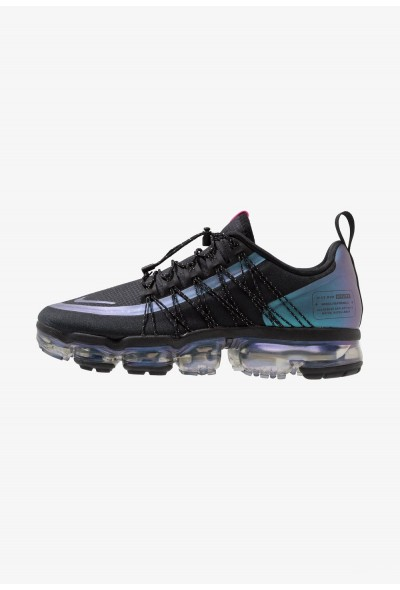 Nike AIR VAPORMAX RUN UTILITY - Chaussures de running neutres black/laser fuchsia/anthracite liquidation