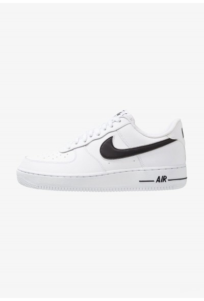 Nike AIR FORCE 1 '07 - Baskets basses white/black liquidation