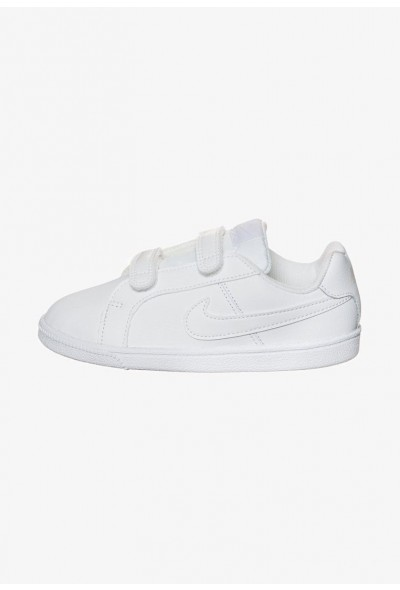 Nike COURT ROYALE - Baskets basses white liquidation
