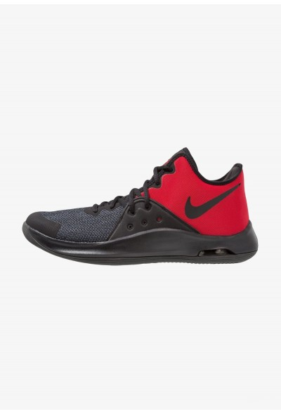 Nike AIR VERSITILE III - Chaussures de basket universal red/black/anthracite liquidation