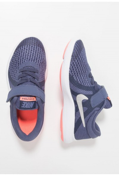 Cadeaux De Noël 2019 Nike REVOLUTION 4 - Chaussures de running neutres sanded purple/metallic silver/midnight navy/lava glow liquidation