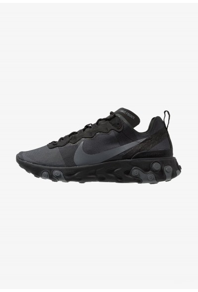 Nike REACT 55 - Baskets basses black/dark grey liquidation