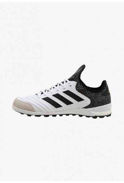Adidas COPA TANGO 18.1 TF - Chaussures de foot multicrampons white/black/tagome pas cher
