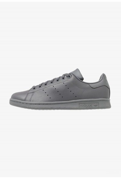 Adidas STAN SMITH - Baskets basses grey five pas cher