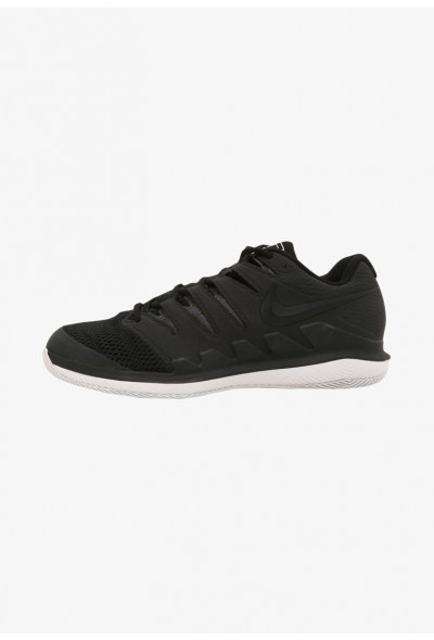 Nike AIR ZOOM VAPOR X HC - Baskets tout terrain black/vast grey/anthracite liquidation