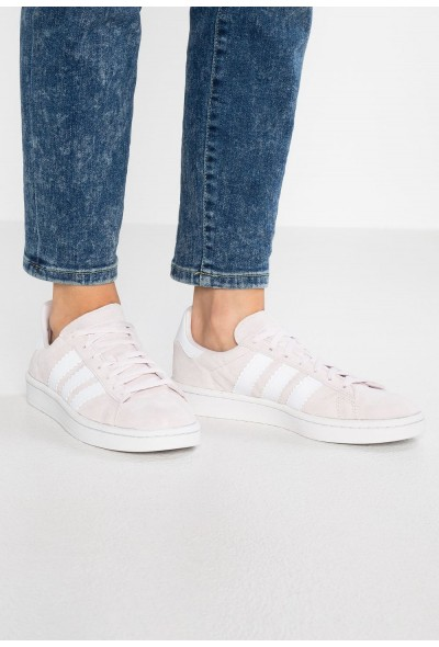 Adidas CAMPUS - Baskets basses orchid tint/footwear white/crystal white pas cher