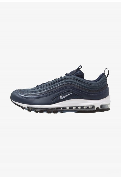 Nike AIR MAX 97 ESSENTIAL - Baskets basses obsidian/obsidian mist liquidation