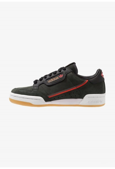 Adidas CONTINENTAL 80 - Baskets basses core black/grey six pas cher