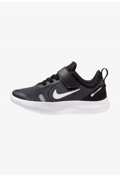 Cadeaux De Noël 2019 Nike FLEX EXPERIENCE RN 8 - Chaussures de running neutres black/white/cool grey/reflect silver liquidation