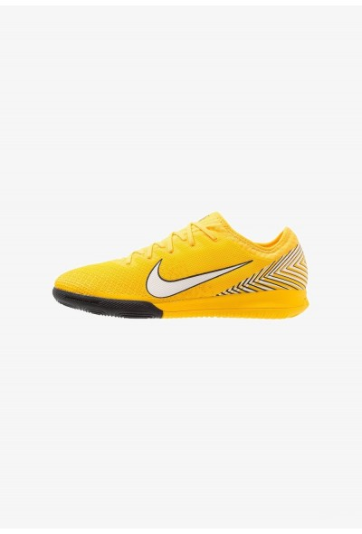 Black Friday 2020 | Nike MERCURIAL VAPORX 12 PRO NJR IC - Chaussures de foot en salle amarillo/white/black liquidation