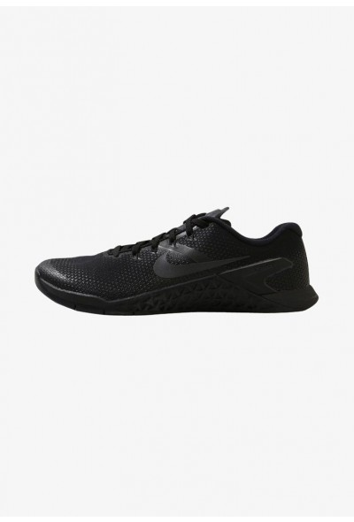 Black Friday 2020 | Nike METCON 4 - Chaussures d'entraînement et de fitness black/hyper crimson liquidation