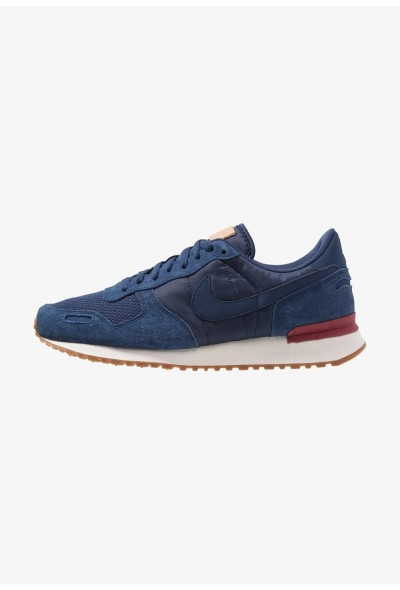 Nike AIR VORTEX - Baskets basses navy/team red/sail/medium brown/vachetta tan liquidation