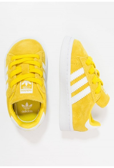 Adidas CAMPUS - Mocassins yellow/footwear white pas cher