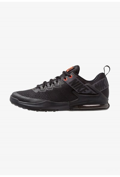 Nike ZOOM DOMINATION TR 2 - Chaussures d'entraînement et de fitness black/anthracite/bright crimson liquidation