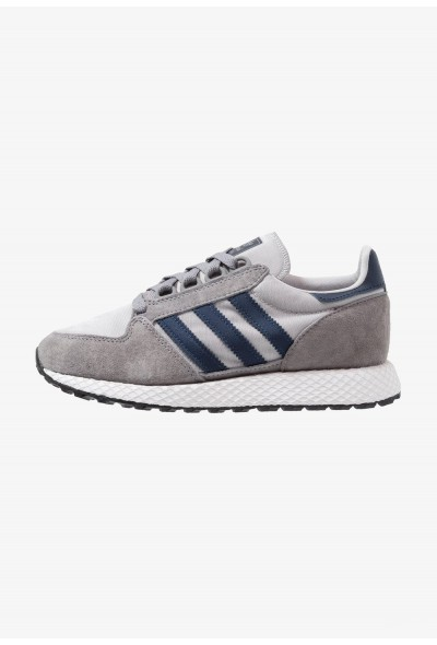 Adidas FOREST GROVE - Baskets basses grey three/collegiate navy/grey tow pas cher