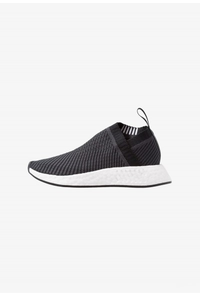 Adidas NMD CS2  - Baskets basses core black/carbon/footwear white pas cher