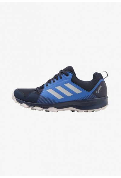 Adidas TERREX TRACEROCKER GTX  - Chaussures de running collegiate navy/grey two/blue pas cher
