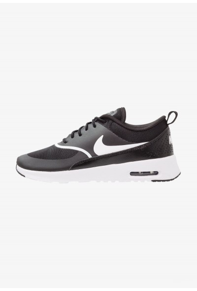 Nike AIR MAX THEA - Baskets basses black/white liquidation