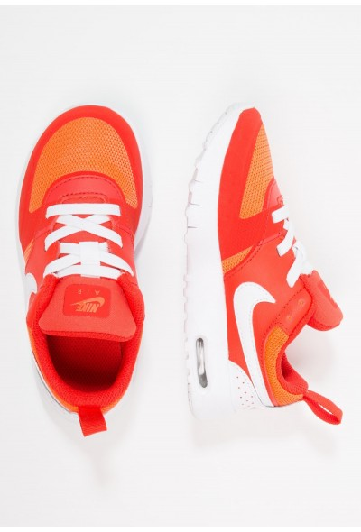 Black Friday 2020 | Nike AIR MAX VISION  - Mocassins habanero red/white/total crimson liquidation