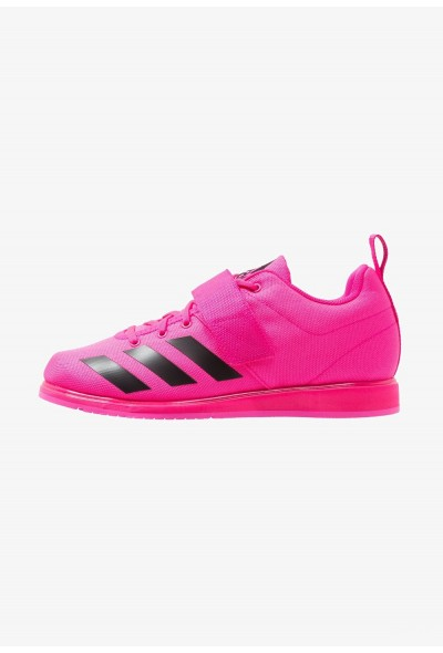 Black Friday 2020 | Adidas POWERLIFT 4 - Chaussures d'entraînement et de fitness shock pink/core black pas cher