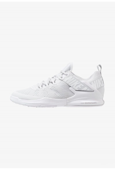 Black Friday 2020 | Nike ZOOM DOMINATION TR 2 - Chaussures d'entraînement et de fitness pure platinum/white liquidation