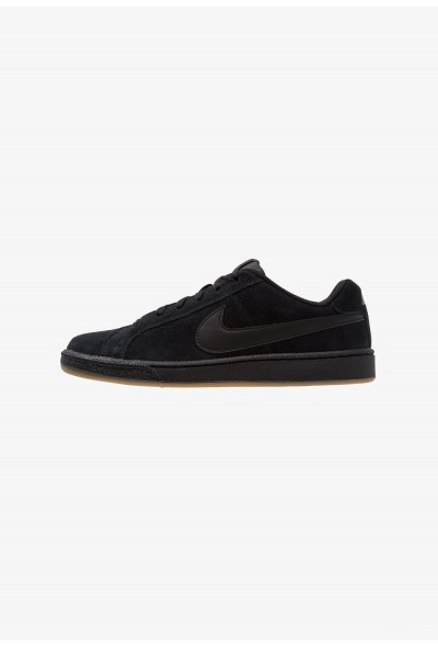 Black Friday 2020 | Nike COURT ROYALE SUEDE - Baskets basses black/light brown liquidation