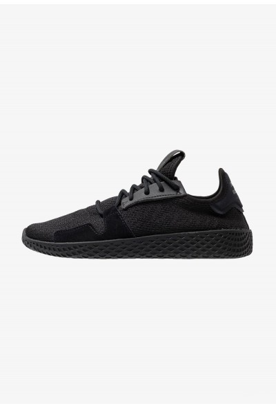 Adidas PW TENNIS HU V2 - Baskets basses core black/carbon/footwear white pas cher