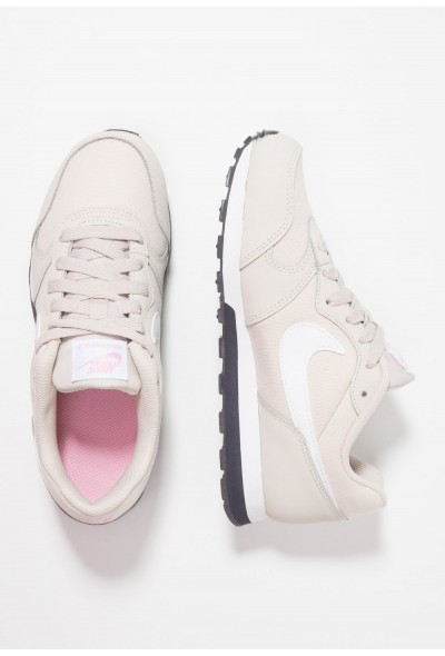 Black Friday 2020 | Nike MD RUNNER  - Baskets basses desert sand/white/pink/gridiron liquidation