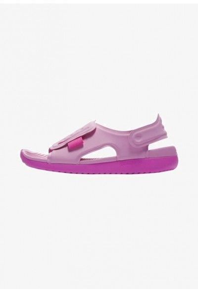 Black Friday 2020 | Nike SUNRAY ADJUST 5 - Sandales de randonnée pink/purple liquidation