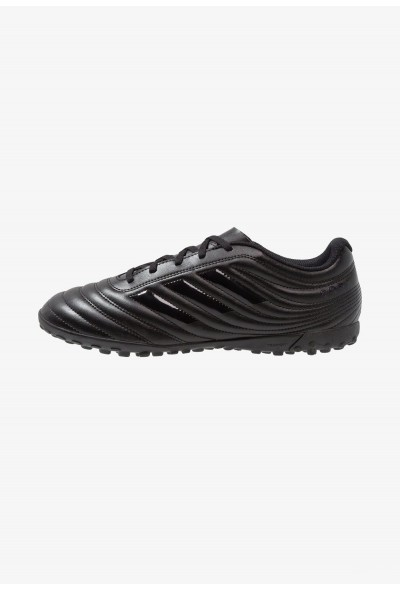 Adidas COPA 19.4 TF - Chaussures de foot multicrampons core black pas cher